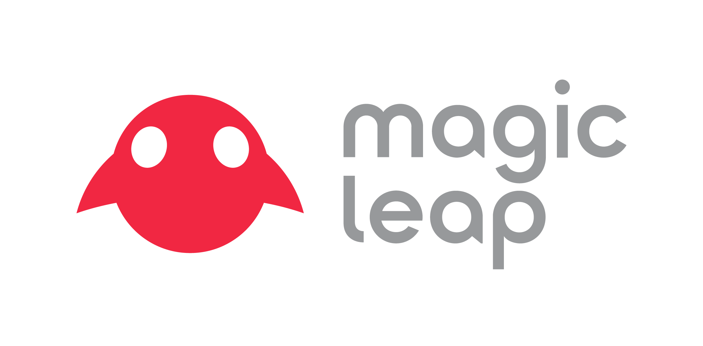 Magic Leap Logo Lockup (Color)