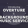 Overture Background Music Service