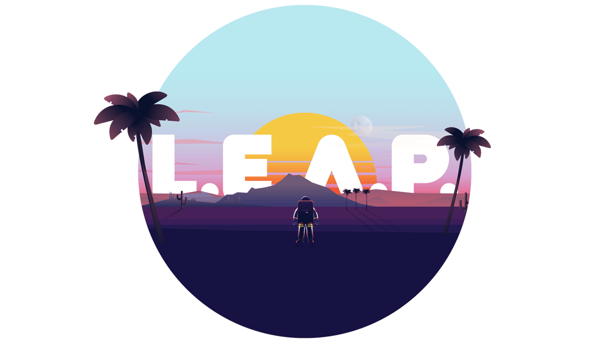 T-2 weeks to L.E.A.P.