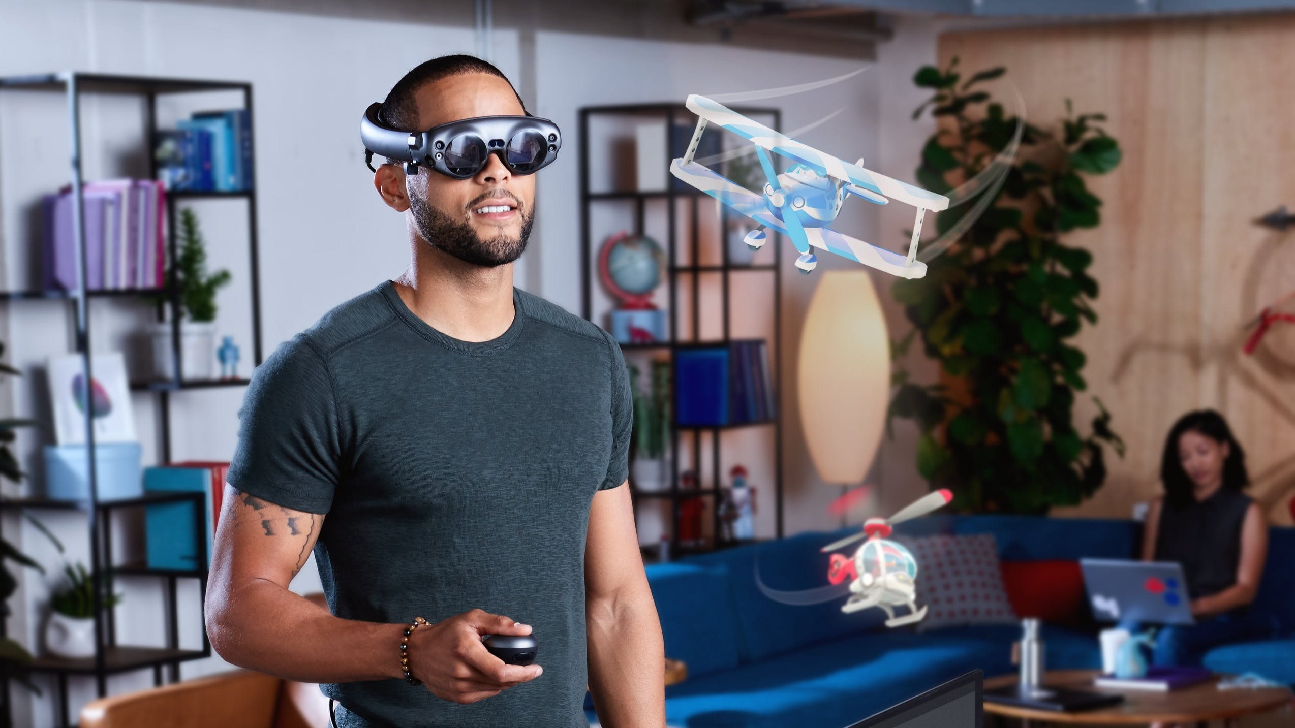 Develop for Magic Leap 1