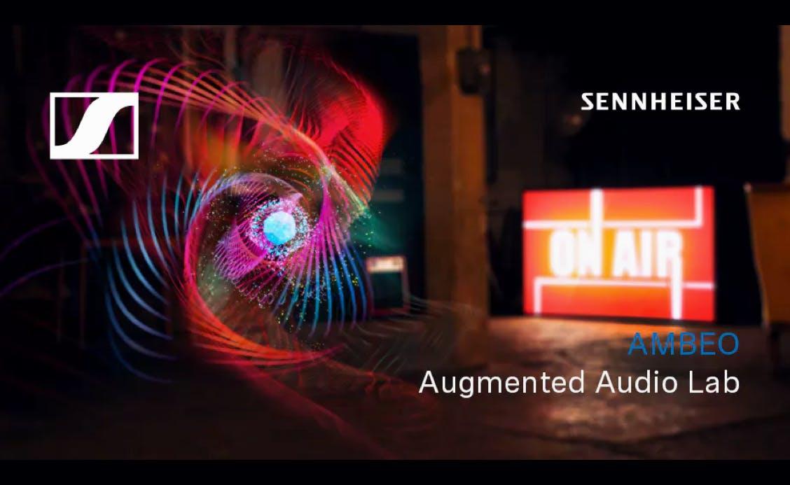 Sennheiser, an augmented audio lab experience for Magic Leap One