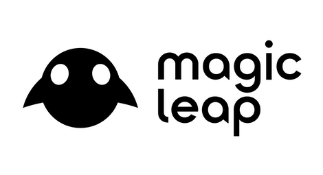 Magic Leap Logo Lockup (Black)
