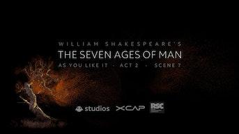 RSC Seven Ages of Man on Magic Leap Concept