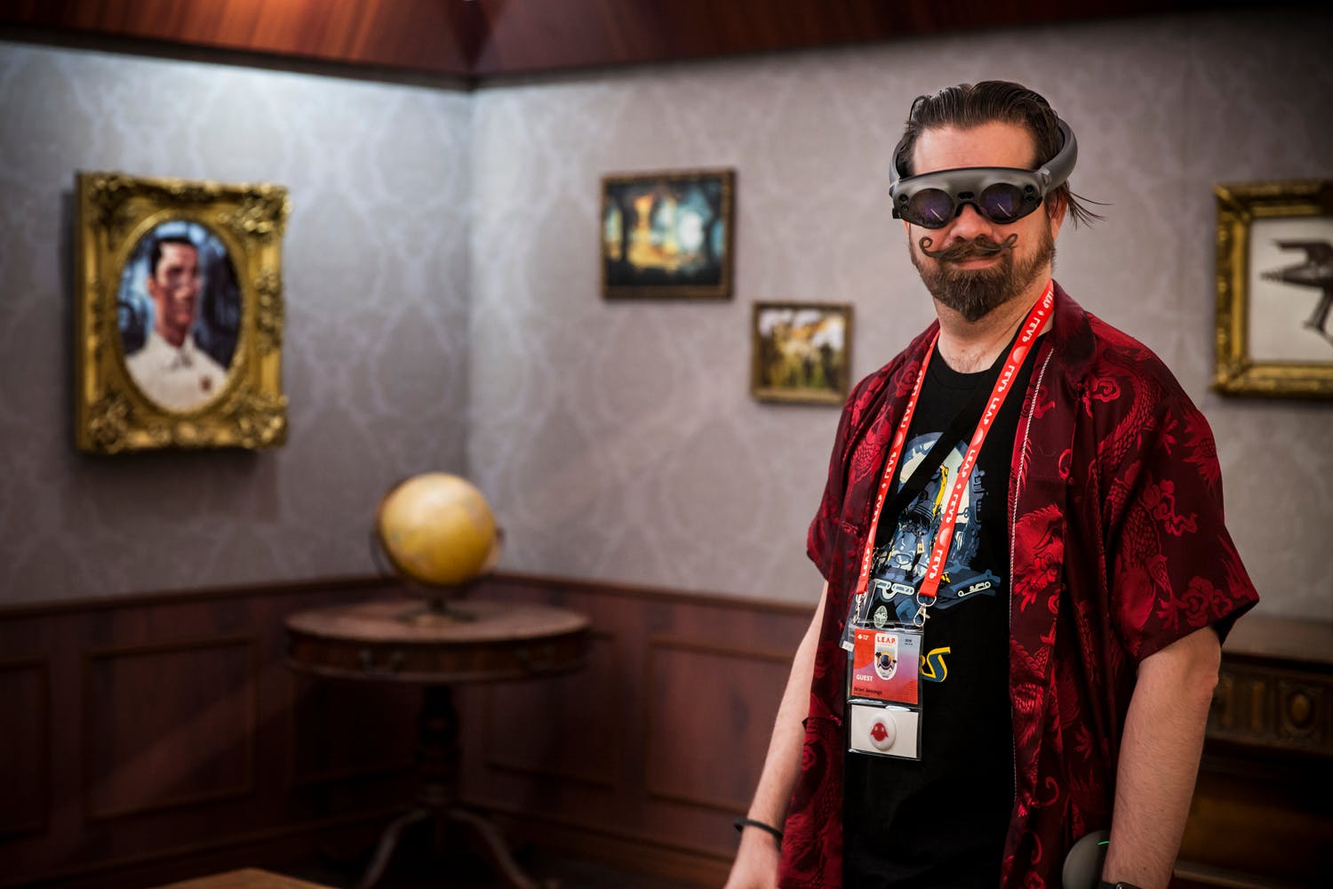 LEAP Conference Magic Leap One